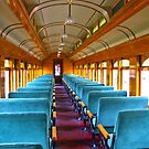 "Passenger car from the ""Good ol' Days"" of Railroading by ©  Paul W. Faust"