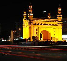 Bahadurabad Chowrangi by Rohaan Saeed