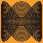 Lissajous XV by Rupert  Russell
