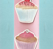 Cupcake #3 by Claire Elford