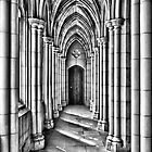 Vaulted Passage by Janet Fikar
