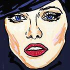 Ashley Greene by Rachedi Kamel