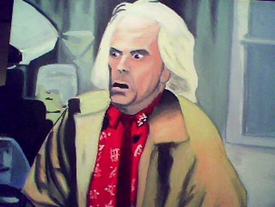 Doc Brown by Michael78