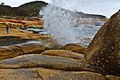 Bicheno Blow Hole & Red Rocks by Yukondick