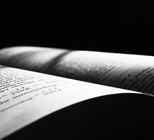 Book in Light by mustafamalik