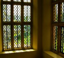 Sunny Corner ~ Montacute House by Susie Peek