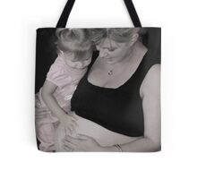 Your Little Sister is Coming This Week... Tote Bag