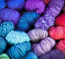 Bundles of Yarn by Reese Ferrier