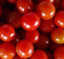 Cherry Red by Liz Worth