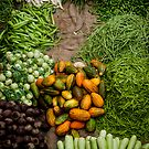 vegetables by Sajeev C Pillai