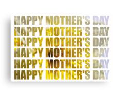 cut daffodil mum's day Metal Print