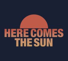 Here comes the sun Kids Clothes