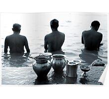 Morning rituals Poster