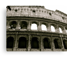 Home of the Gladiators Canvas Print