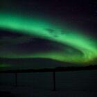 Northern Alberta, Northern Lights #1 - Spring 2011 by Don Arsenault