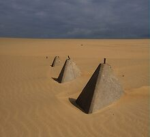 The tank traps by donnnnnny