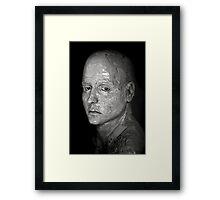 Steve Framed Print