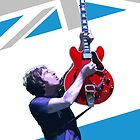 Noel Gallagher - Union Jack by projectbebop