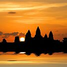 Dreaming of Angkor Watt by John Dalkin