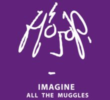 Imagine all the Muggles White by SevenHundred