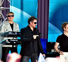 "Simon le bon   "" Duran Duran  by Davidsdigits"