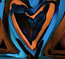 Mothers Heart by HeklaHekla