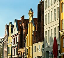 MVP19 Fascades, Stralsund, Germany. by David A. L. Davies