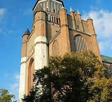 MVP05, Marien Kirche, Stralsund, Germany. by David A. L. Davies