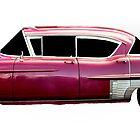 1957 Cadillac by Ian Coyle