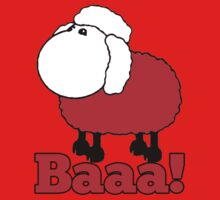 Baaaa! by scotzine