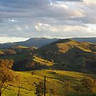 October Afternoon, near Mt Victoria NSW  by Alison Murphy
