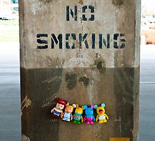 No Smoking by DavidBerry