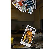 Tarot Cards Photographic Print