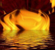 Den of Fire by Cheryl Hall