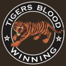 Winning Tiger Bloods by personalized