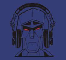 DJ Megatron by personalized