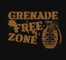 Grenades Free one by personalized