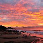 Lamberts Beach Sunrise by Margaret Hamwood