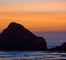 Heceta Head Sunset by LucyAbrao