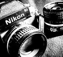Nikon F2.2 by Chris Cardwell
