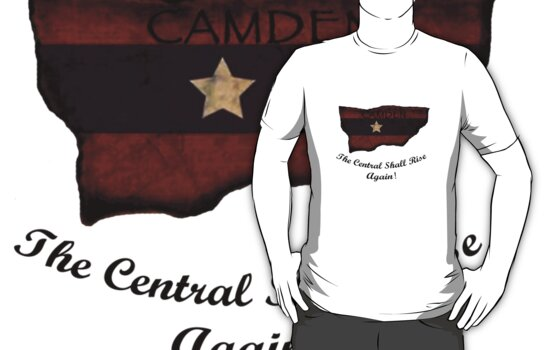 The Central Shall Rise Again - Camden County - My Name is Earl by HighDesign