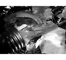 Rage Photographic Print
