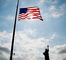 September 11th Liberty by kevinjacques