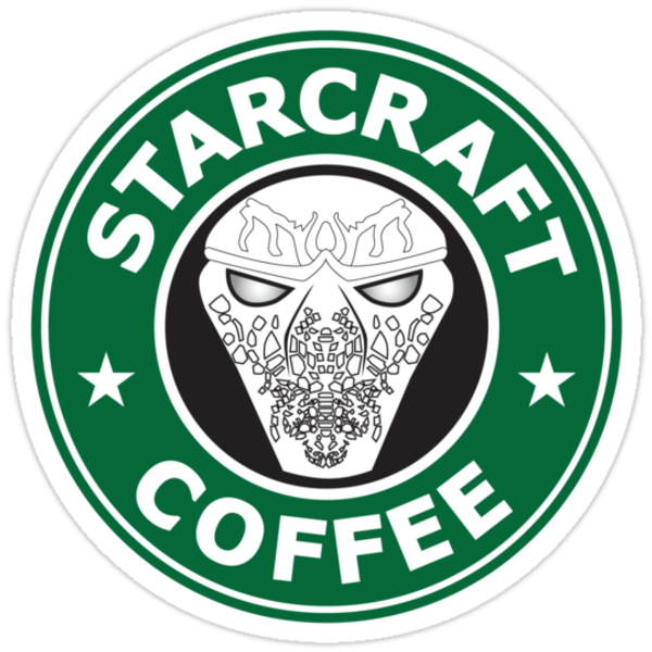 Starcraft Coffee by Yiannis  Telemachou
