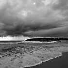 Storm Looming, Manly, Sydney, NSW, Australia by Samantha  Goode