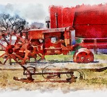 Days Gone Past by Pat Moore