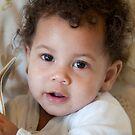 Baby with Eyes that Smile by DonDavisUK