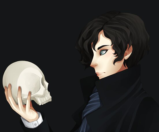 skull by y0do