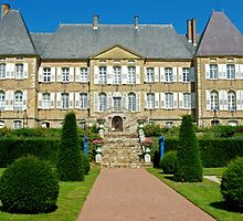 Chateau Dree, Burgundy, France by TeaCee