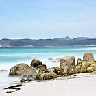 Friendly Beaches, Tasmania by nickgreenphoto